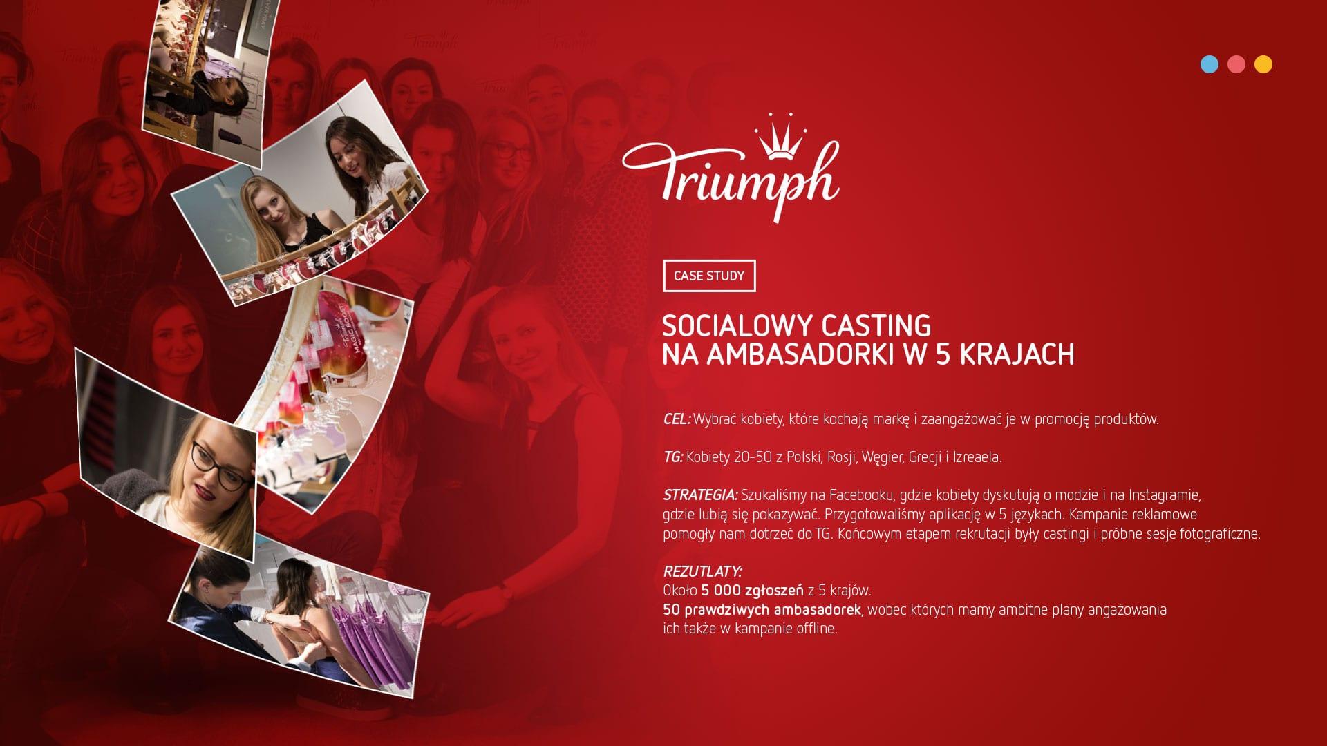 Triupmh - Case Social Media