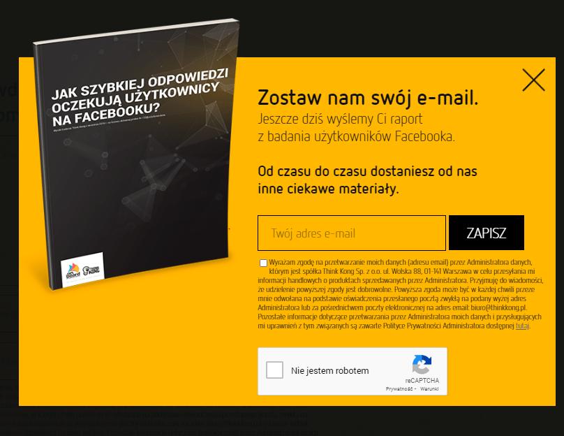 Zapis donewslettera - thinkkong.pl