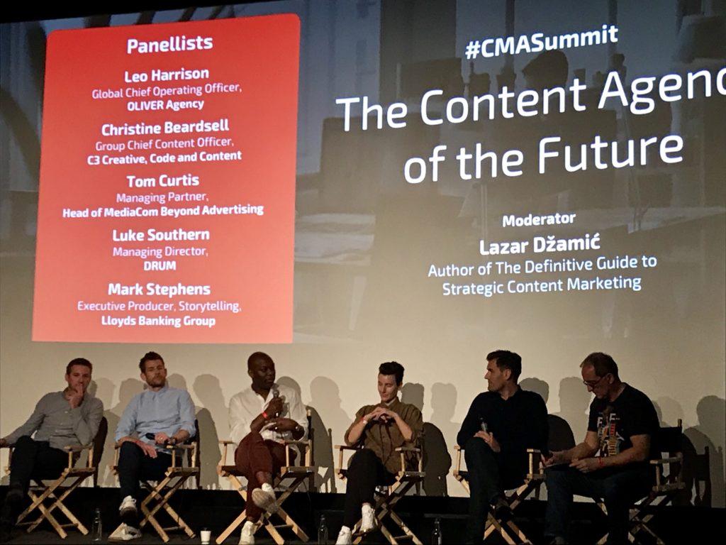 7 obserwacji z Content Marketing Association Summit 2019