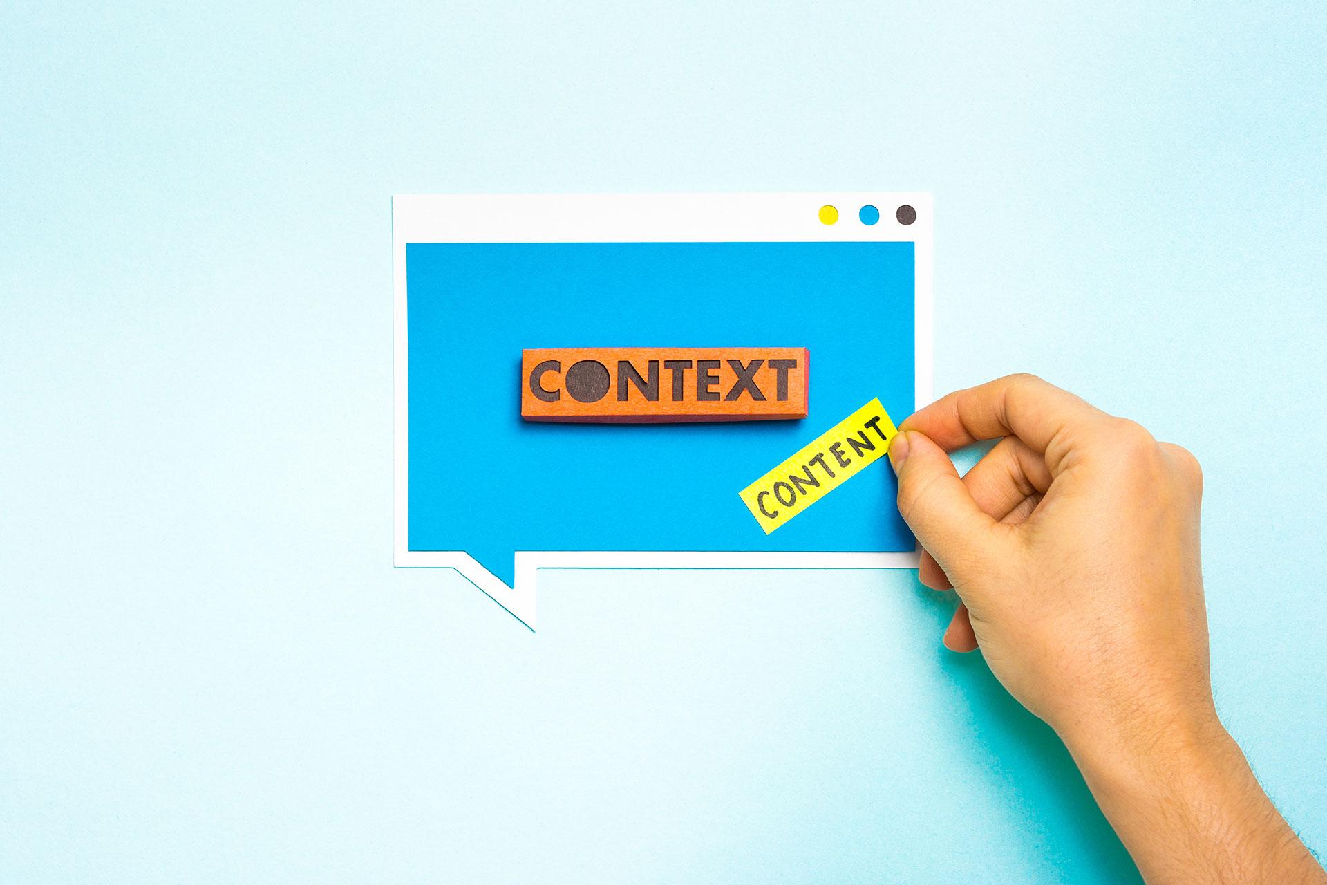 Czym jest marketing kontekstowy?